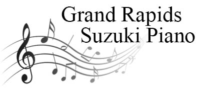 Grand Rapids Suzuki Piano Logo